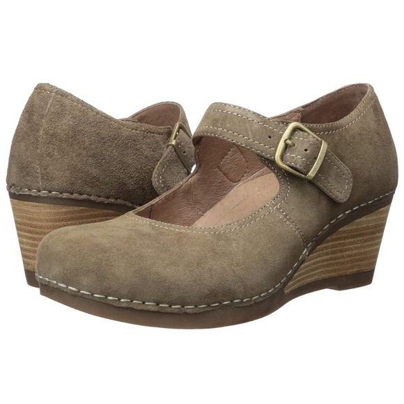 6733883afbcc Dansko Shoes - Dansko Suede Wedges